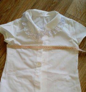 Блузки на 1 класс