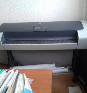 "Плоттер HP DesignJet T610 24"""