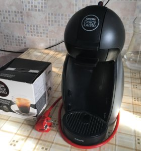 Кофемашина капсульного типа Dolce Gusto