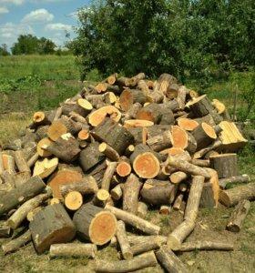 Продаю дрова(пиленые и колотые)ст.Новоминская