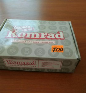 Смеситель для раковины Komrad