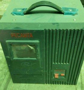 Стабилизатор напряжения Ресанта АС 5000 1-Ц