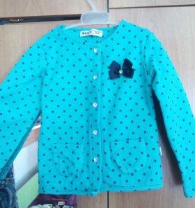 Пиджачок для девочки