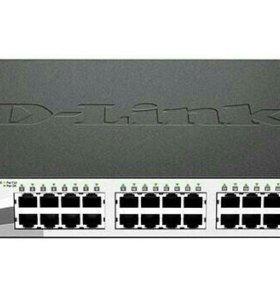 D-link DGS 1210-28P/ME