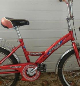 Велосипед safari prof
