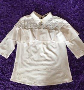 Блузка-500, рубашка-200
