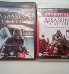 Игры линейки assassin`s creed
