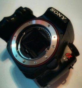 Sony a37+3 объектива+подарки