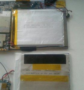 Аккумулятор Li - lon 2800 и 3000 mAh