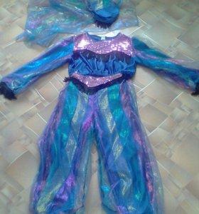 Новогодний костюм шамаханской царицы