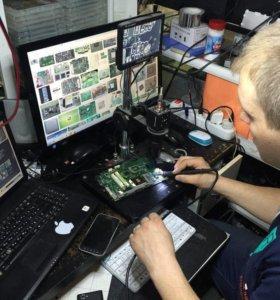 Ученик-помошник мастера по ремонту телефонов