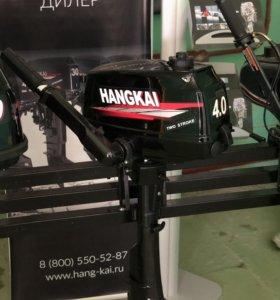 Лодочный мотор Ханкай, гарантия 12 месяцев