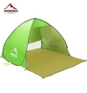 Палатка открытая