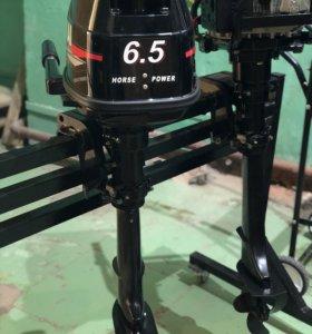 Лодочный мотор Ханкай 6,5 л.с.