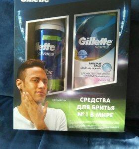 Набор Gillette для бритья