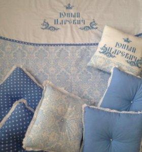 Царский комплект постельного белья