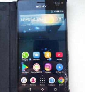 Sony Xperia C4 Dual Black (E5333)