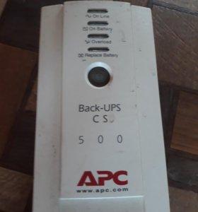 Резервный ИБП APC by Schneider Electric Back-UPS B