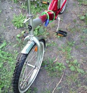 Подростковый велосипед Стелс.