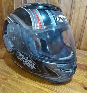 Шлем probiker мотошлем