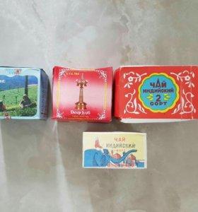 чай индийский ссср