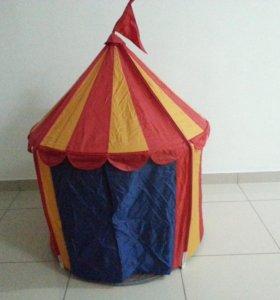 Игровая палатка Цирк