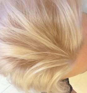 Окрашевание волос вашей краской