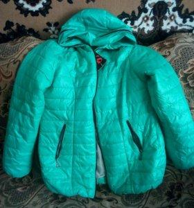Куртки балоневые новые