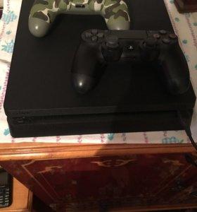 PlayStation 4 slime