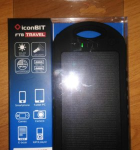 Аккумулятор повер банк power bank IconBit 5000mAh