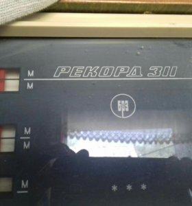 Радиола Рекорд 311
