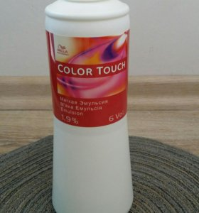 Color touch Wella 1,9%