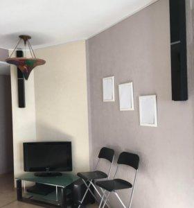 Дом. Кинотеатр Pioneer S-DV395+телевизор + тумба