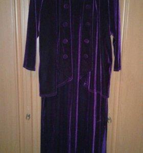 Костюм платье на выход