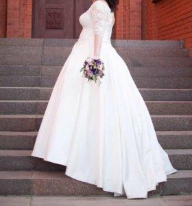 Свадебное платье Светланы Зайцевой