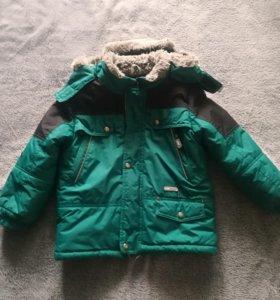 Зимняя куртка Lenne 110