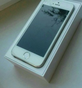 IPhon 5s Silver
