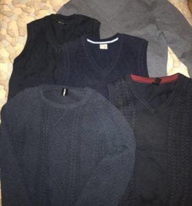 Пуловеры для школы