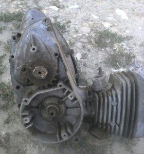 мотор на минск м1м