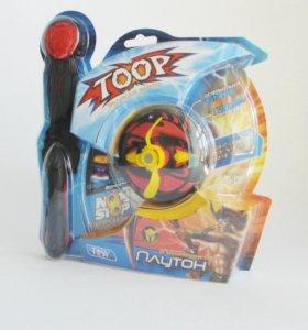 Боевой волчок нон-стоп с контроллером TOOP