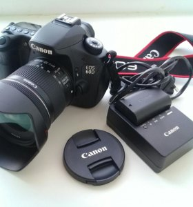 Canon EOS 60D, объективы