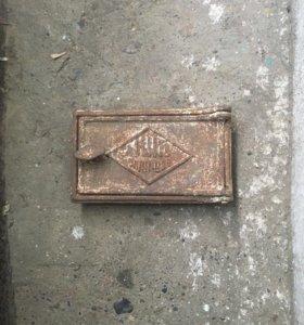 Дверца чугун