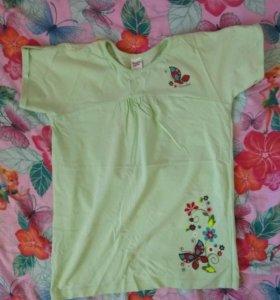Детская футболка 140 размер