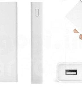 Power Bank Xiaomi 20000mAh! Новый! Оригинал!