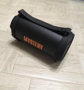 Bluetooth и радио колонка Mistery