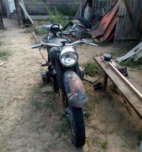 Продаю мотоцикл ка-750