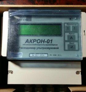 Ультразвуковой расходомер АКРОН-01 (новый)
