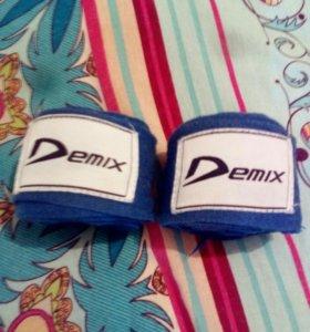Боксёрские бинты Demix, 3м