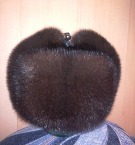 Шапка ушанка(норка)