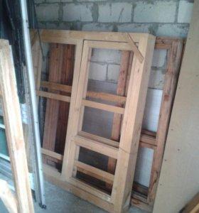 Двери деревяные бу оконные рамы дерево новые